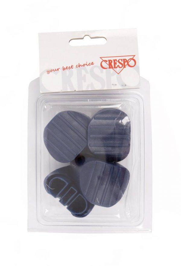Crespo Onderdop Standenstoel Zwart