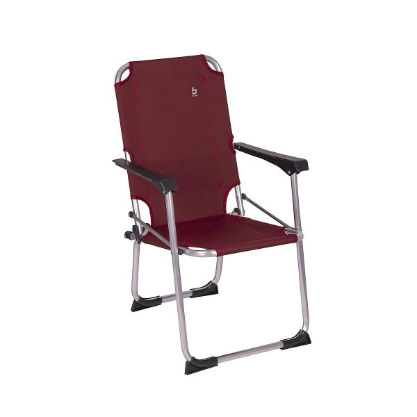 Bo-Camp Kinderstoel Copa Rio Safety Lock Ruby Red