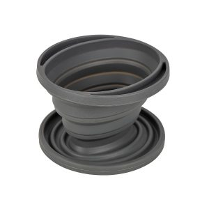 Bo-Camp Koffiefilter houder Opvouwbaar Ø 11,5 cm Siliconen