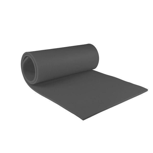 Bo-Camp Slaapmat Schuimmat PE 180 x 50 x 1,2 cm