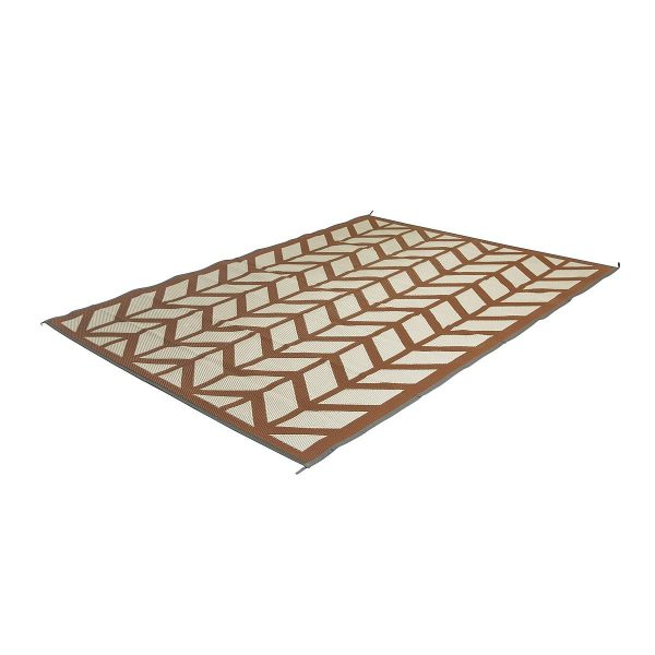 Bo Camp Industrial Chill Mat Flaxton Clay Extra Large