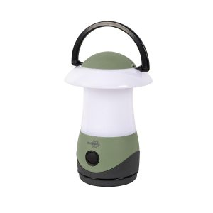 Bo-Camp Tafellantaarn Cygnus High Power LED 120 Lumen Groen